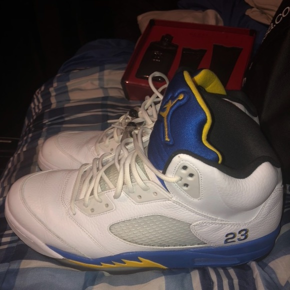 Jordan Shoes | Retro Golden State